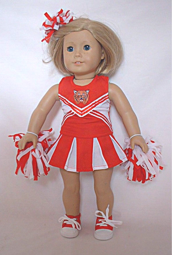 Wildcats Cheerleading Outfit