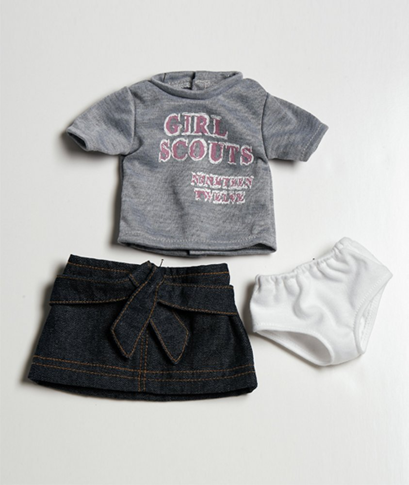 Girl Scout 1912 T-Shirt/Skirt Set