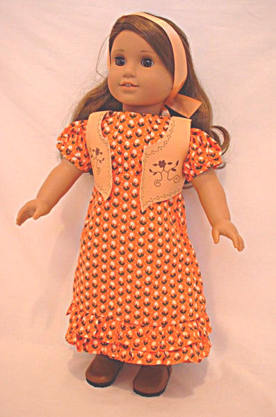 Josefina's Summer Riding Dress