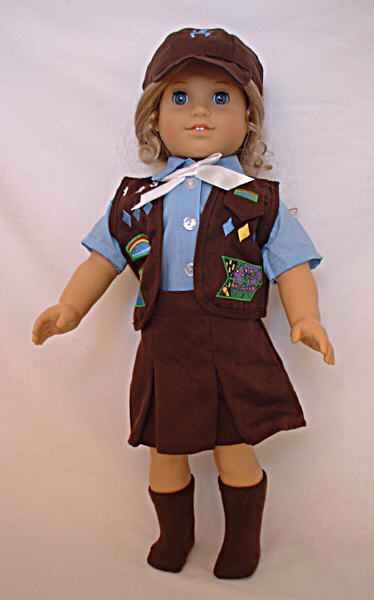 Brownie Skirt Uniform